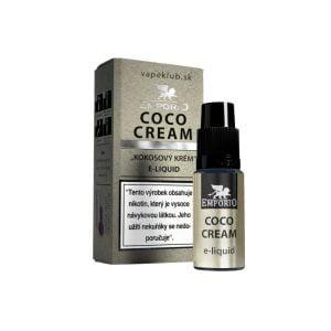 emporio coco cream e-liquid