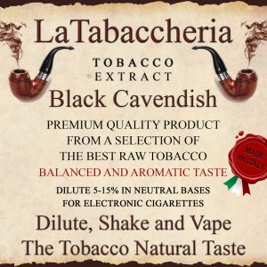 La Tabaccheria Black Cavendish 2