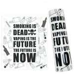 Vaping is Future - Future is now Wrap