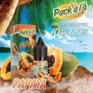Papaya - aróma Pack Alo