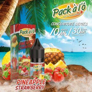 Pineapple Strawbery - aróma Pack Alo
