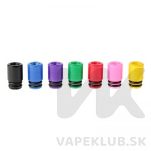 Drip tip 16mm Resin farebne