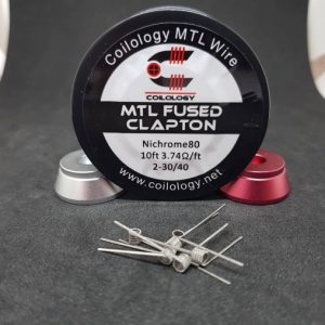 Coilology MTL Fused Clapton Ni80