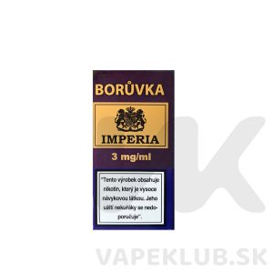imperia boruvka liquid 10ml