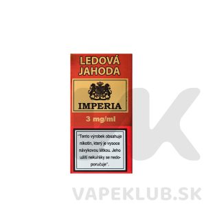imperia ledova jahoda liquid 10ml