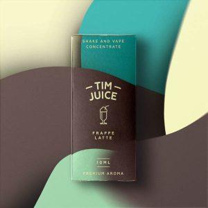 Frappe Latte Tim Juice Vapeklub
