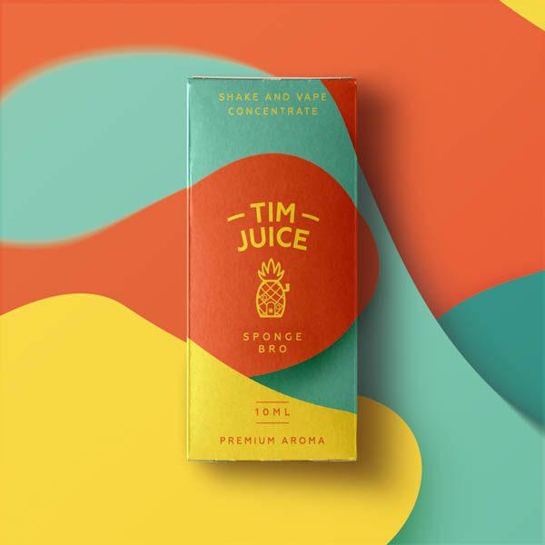 Tim Juice SPonge bro