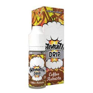 aroma detonation drip coffee robusta