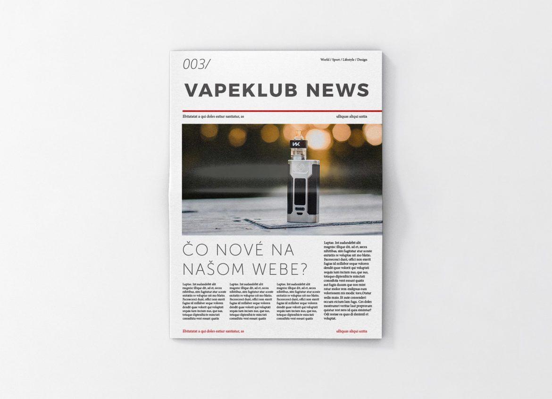 Vapeklub NEWSletter