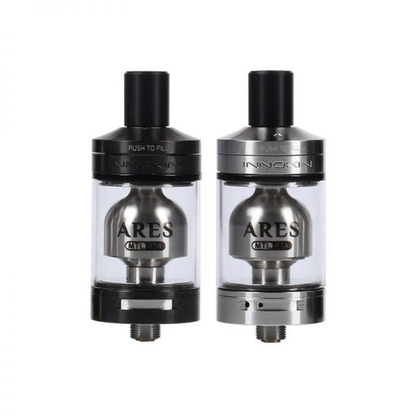 ares mtl rta silver and black
