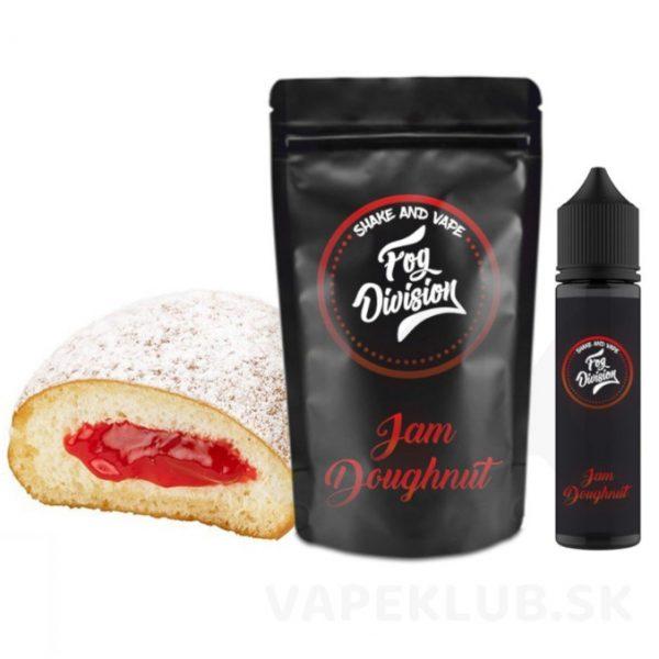 Fog Division Jam Doughnut Vapeklub