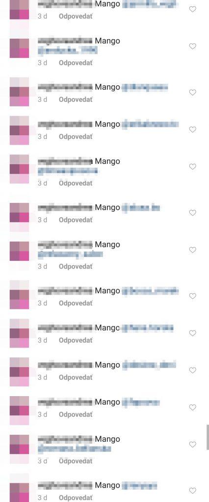 len jeden koment censored