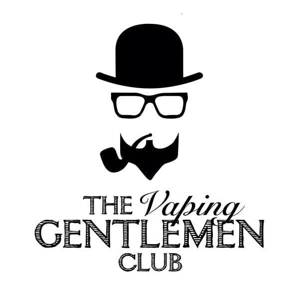 The Vaping Gentlemen Club logo