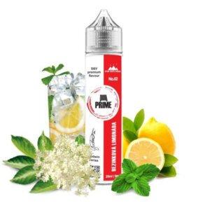 Bezinková limonáda (bazová limonáda) - Godwin x Dream Flavor, Prime