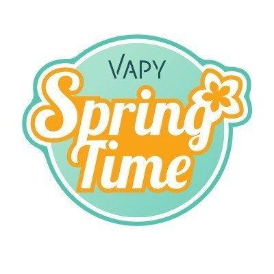 Vapy Spring Time séria logo
