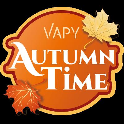 Vapy Autumn Time Logo